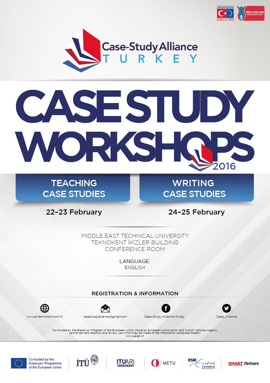 Teaching and Writing Case Studies
