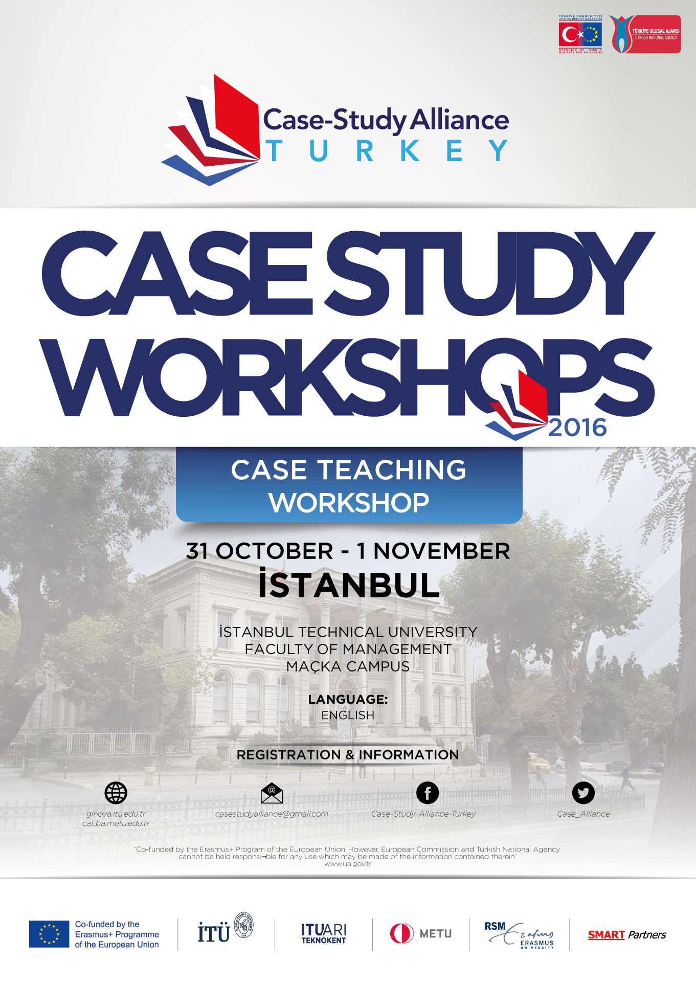 Case Teaching Workshop